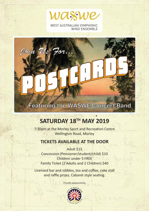 Postcards-Flyer